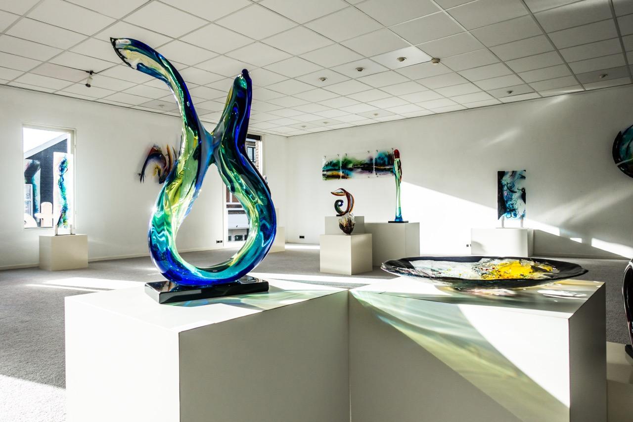tentoonstelling 'Schilderen met Licht' Haaksbergen