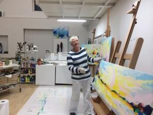 Schilderijen Annemiek Punt