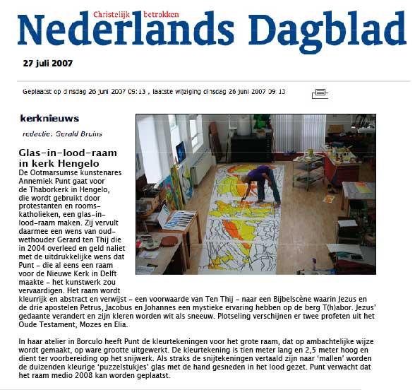 nederlandsdagblad