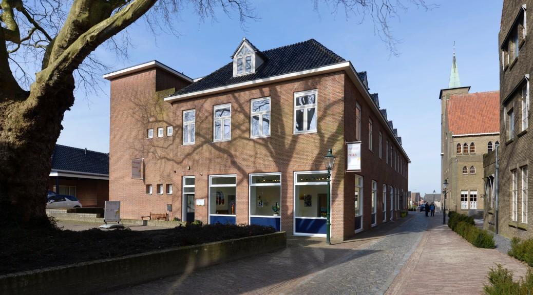 Atelier Galerie Annemiek Punt in Ootmarsum