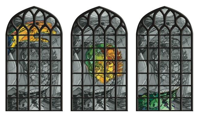Uitleg ontwerp Nieuwe Kerk