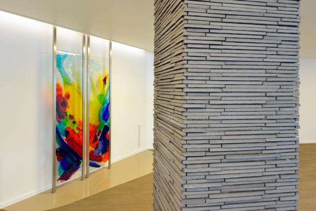 IJsselland Ziekenhuis | Atelier Galerie Annemiek Punt Ootmarsum Glas & Schilder Kunst
