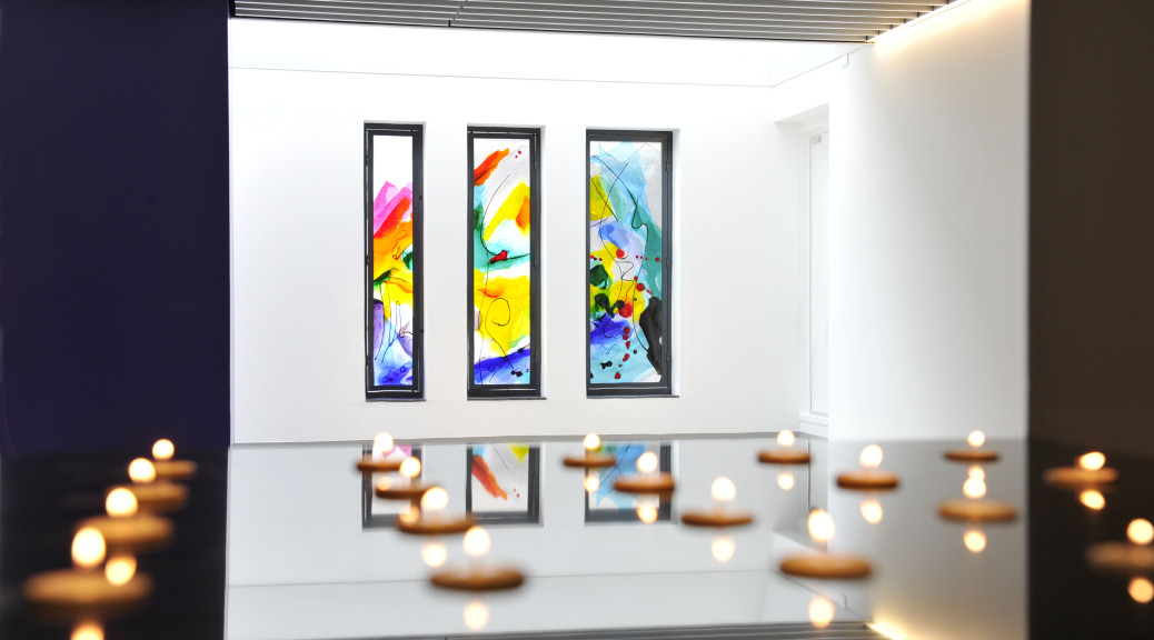 Martini Ziekenhuis Groningen | Atelier Galerie Annemiek Punt Ootmarsum Glas & Schilder Kunst