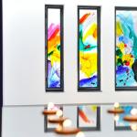 Martini Ziekenhuis Groningen | Atelier Galerie Annemiek Punt Ootmarsum, Glaskunst en Schilderkunst