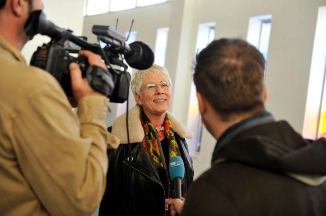 Interview met Annemiek bij 'De Amandelboom' in Kampen