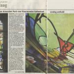 'Glas-in-loodraam Annemiek Punt voor Roermondse kathedraal zondag onthuld'