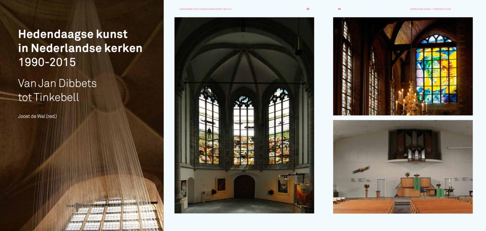'Hedendaagse Kunst in Nederlandse Kerken'