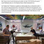 'Film over Borculose kunstenaar scoort op Amerikaans filmfestival'