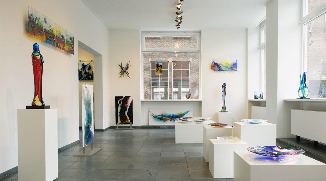 De galerie van Annemiek Punt in Ootmarsum