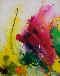 Schilderkunst van Annemiek Punt | Atelier Galerie Annemiek Punt in Ootmarsum, Glaskunst en Schilderkunst