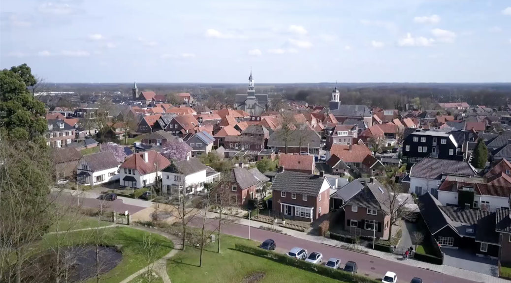 Atelier Galerie Annemiek Punt in het pittoreske stadje Ootmarsum