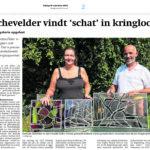 'Hollandschevelder vindt schat in kringloopwinkel' | Atelier Galerie Annemiek Punt Ootmarsum, Glaskunst en Schilderkunst