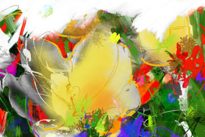 Giclée van Annemiek Punt | Atelier Galerie Annemiek Punt in Ootmarsum, Glaskunst en Schilderkunst
